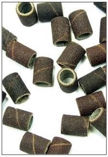 schuurrolletjes 80 grit 50 stuks