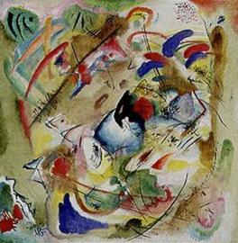 Kandinsky, Dromerige improvisatie