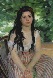 Renoir, s'Zomers (de bohemienne)