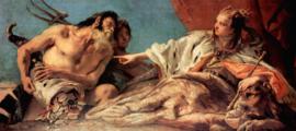 Tiepolo, Neptunes` offer aan Venice