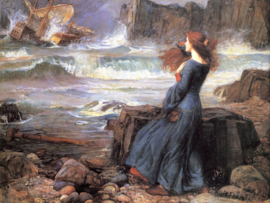 Waterhouse, Miranda-de storm