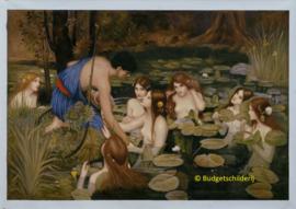 Waterhouse, Hylas en de nimfen