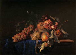 Van Aelst, Stilleven met fruit 2