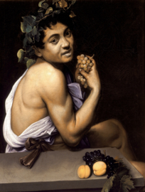 Caravaggio, Jonge misselijke Bacchus