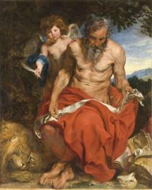 Van Dyck, De heilige Hieronymus
