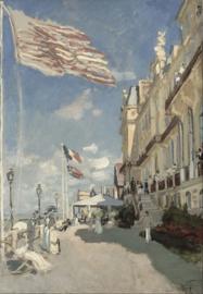 Monet, Hotel des Roches noires