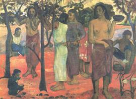 Gauguin, Nave nave mahana (Heerlijke dagen)