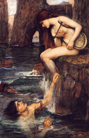 Waterhouse, De sirene