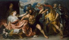 Van Dyck, Simon en Delilah