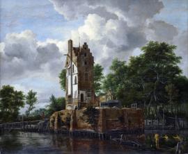 Van Ruisdael, Het huis Kostverloren aan de Amstel