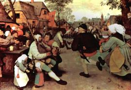 Bruegel, Boerendans