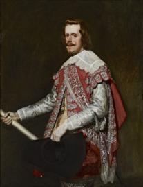 Velázquez, Filip 4 in legertenue