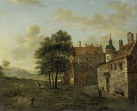 Van der Heyden, Een landhuis