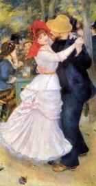 Renoir, Dans in Bougival