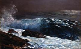 Homer, Zonlicht op de kust