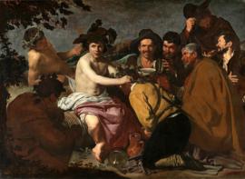 Velázquez, De triomf van Bacchus