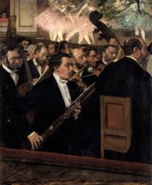 Degas, Orkest van het operahuis