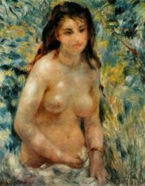 Renoir, Naakt in de zon