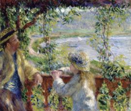 Renoir, Bij het meer