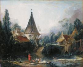 Boucher, Landschap bij Beauvais