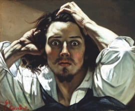 Courbet, De wanhopige