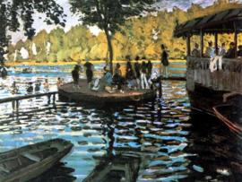 Monet, De Grenouillere