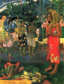 Gauguin, La Orana Maria (Heilige Maria)