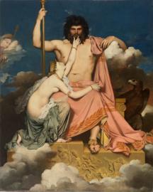Ingres, Jupiter en Thetis
