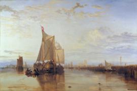 Turner, Dordrecht: De pakketboot van Rotterdam