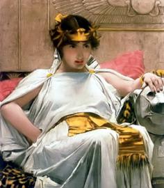 Waterhouse, Cleopatra