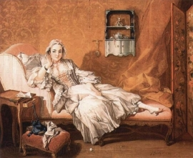 Boucher, Marie-Jeanne Buseau (Boucher`s vrouw)