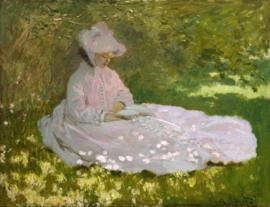 Monet, Lente