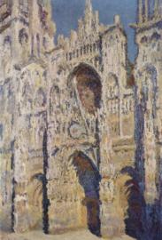 Monet, De kathedraal van Rouen in het zonlicht