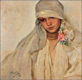 Mucha, De bruid