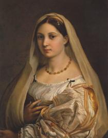 Rafaël, Vrouw met een sluier