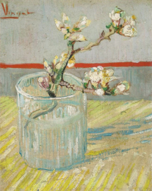 Van Gogh, Bloeiend amandeltakje