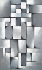 Van Doesburg, Compositie in grijs
