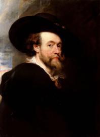 Rubens, Zelfportret