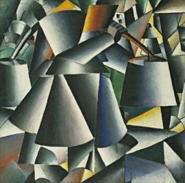 Malevich, Vrouwen met emmers