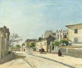 Jongkind, Rue Notre Dame