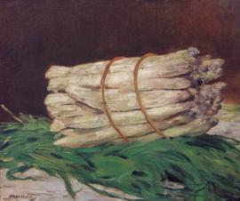Manet, Een bundel asperges