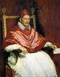 Velázquez, Paus Innocentius X