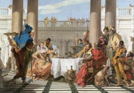 Tiepolo, Het banket van Cleopatra