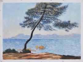 Monet, Antibes