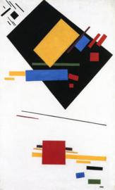 Malevich, Suprematisme