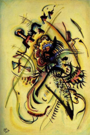 Kandinsky, To the unknown voice
