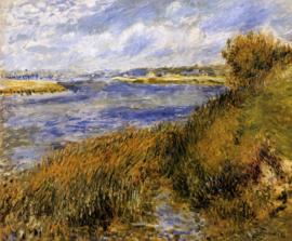 Renoir, De oevers van de Seine bij Champrosay