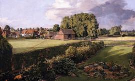 Constable, Golding Constable's bloementuin