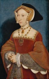 Holbein, Portret van Jane Seymour
