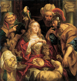 Jordaens, Het feestmaal van Cleopatra